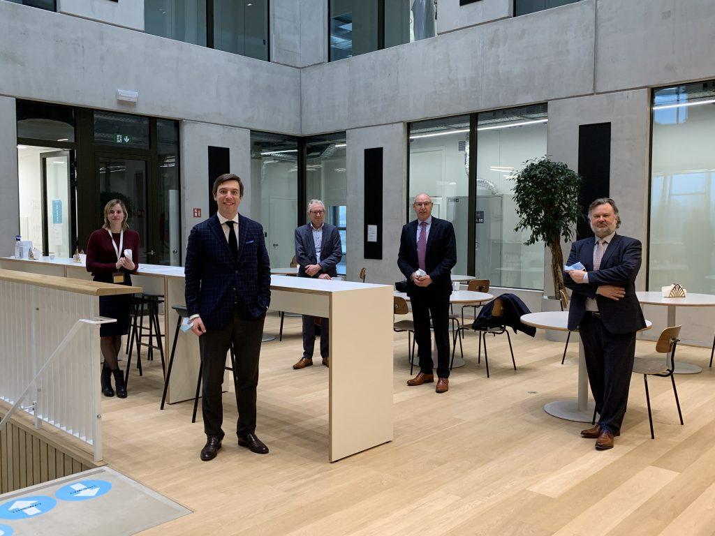 SGS Belgium nieuwe partner